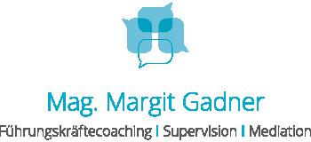 Mag. Margit Gadner Logo